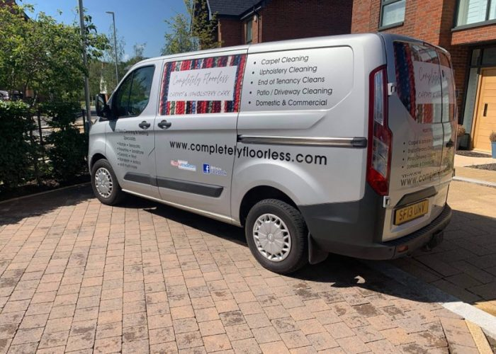 carpet, upholstery, hardfloor and pressure washing cleaners in Ascot and Wokingham
